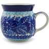 8 oz Stoneware Bubble Mug - Polmedia Polish Pottery H4220H
