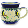8 oz Stoneware Bubble Mug - Polmedia Polish Pottery H4248D