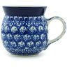 8 oz Stoneware Bubble Mug - Polmedia Polish Pottery H4323H