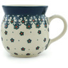 8 oz Stoneware Bubble Mug - Polmedia Polish Pottery H5449H
