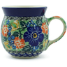 8 oz Stoneware Bubble Mug - Polmedia Polish Pottery H6212B