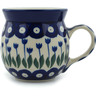 8 oz Stoneware Bubble Mug - Polmedia Polish Pottery H6719B