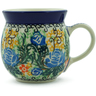 8 oz Stoneware Bubble Mug - Polmedia Polish Pottery H6967B