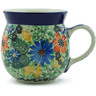 8 oz Stoneware Bubble Mug - Polmedia Polish Pottery H7070B