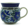 8 oz Stoneware Bubble Mug - Polmedia Polish Pottery H7073B