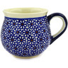 8 oz Stoneware Bubble Mug - Polmedia Polish Pottery H7616D