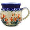 8 oz Stoneware Bubble Mug - Polmedia Polish Pottery H8187D