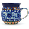 8 oz Stoneware Bubble Mug - Polmedia Polish Pottery H8406G