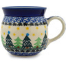 8 oz Stoneware Bubble Mug - Polmedia Polish Pottery H8516C