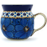 8 oz Stoneware Bubble Mug - Polmedia Polish Pottery H8676G