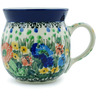 8 oz Stoneware Bubble Mug - Polmedia Polish Pottery H8868H