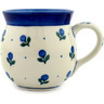 8 oz Stoneware Bubble Mug - Polmedia Polish Pottery H9231A