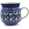 8 oz Stoneware Bubble Mug - Polmedia Polish Pottery H9985A