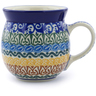 8 oz Stoneware Bubble Mug - Polmedia Polish Pottery H9999I
