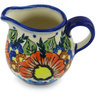 8 oz Stoneware Pitcher - Polmedia Polish Pottery H1000H