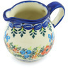 8 oz Stoneware Pitcher - Polmedia Polish Pottery H3833H