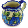 8 oz Stoneware Pitcher - Polmedia Polish Pottery H6531F