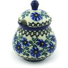 8 oz Stoneware Sugar Bowl - Polmedia Polish Pottery H0063F