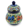8 oz Stoneware Sugar Bowl - Polmedia Polish Pottery H1538K
