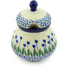 8 oz Stoneware Sugar Bowl - Polmedia Polish Pottery H4024G