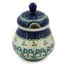 8 oz Stoneware Sugar Bowl - Polmedia Polish Pottery H5321A