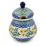 8 oz Stoneware Sugar Bowl - Polmedia Polish Pottery H5322A