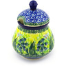 8 oz Stoneware Sugar Bowl - Polmedia Polish Pottery H9259E