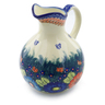 83 oz Stoneware Pitcher - Polmedia Polish Pottery H4087J
