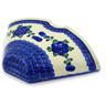 9-inch Stoneware Coffee Filter Holder - Polmedia Polish Pottery H4388F