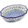 9-inch Stoneware Serving Bowl - Polmedia Polish Pottery H2836J