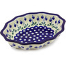9-inch Stoneware Serving Bowl - Polmedia Polish Pottery H6370G