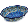 9-inch Stoneware Serving Bowl - Polmedia Polish Pottery H8585J