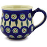 9 oz Stoneware Bubble Mug - Polmedia Polish Pottery H3790D