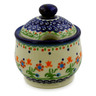 9 oz Stoneware Sugar Bowl - Polmedia Polish Pottery H0103K