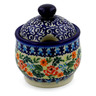 9 oz Stoneware Sugar Bowl - Polmedia Polish Pottery H0104K