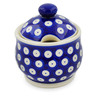9 oz Stoneware Sugar Bowl - Polmedia Polish Pottery H4107K