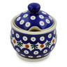 9 oz Stoneware Sugar Bowl - Polmedia Polish Pottery H4258K