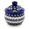 9 oz Stoneware Sugar Bowl - Polmedia Polish Pottery H4807K
