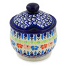 9 oz Stoneware Sugar Bowl - Polmedia Polish Pottery H5203K
