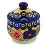 9 oz Stoneware Sugar Bowl - Polmedia Polish Pottery H5204K