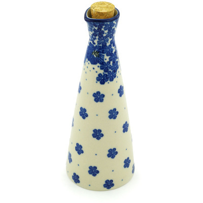 Polish Pottery Bottle 7 oz