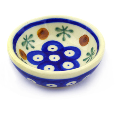 "Polish Pottery Bowl 3"" Mosquito"