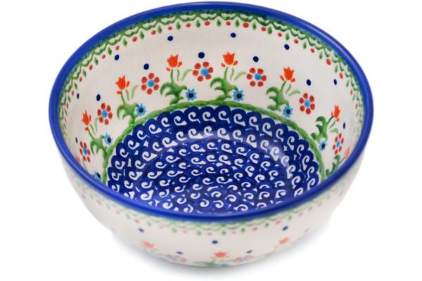 Bowl 6 Spring Flowers