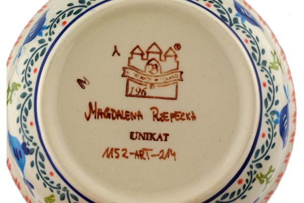 Polish Pottery Bowl 7