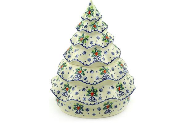 Christmas Tree Jar 166 oz