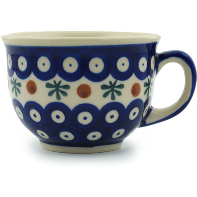Polish Pottery Cup 10 oz Mosquito