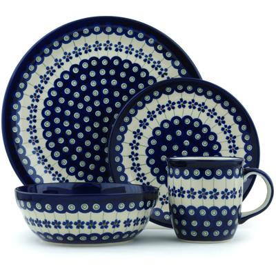 Polish Pottery dinnerware sets